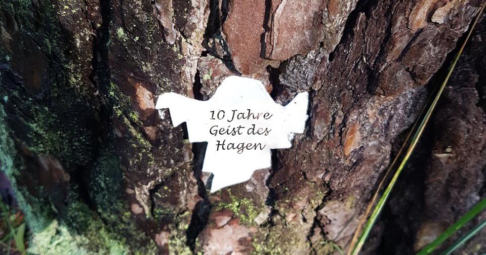 10 Jahre Geist des Hagen