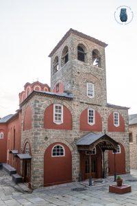 Kirche im Kloster Karakallou