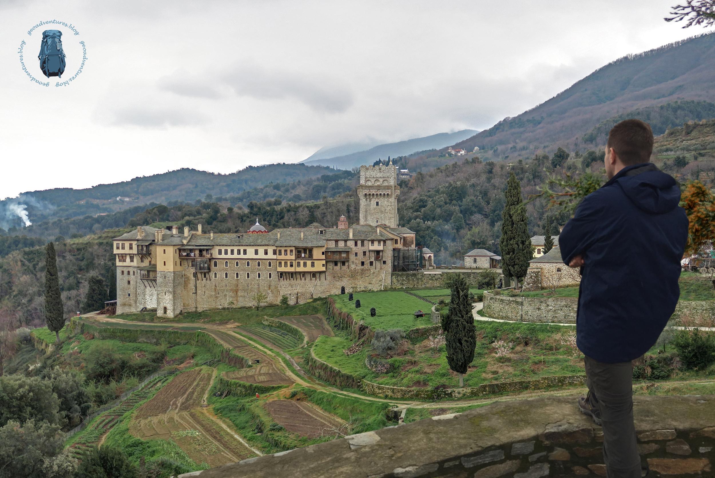 Kloster Karakallou