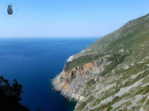 Cave of Athanasios - Ausblick