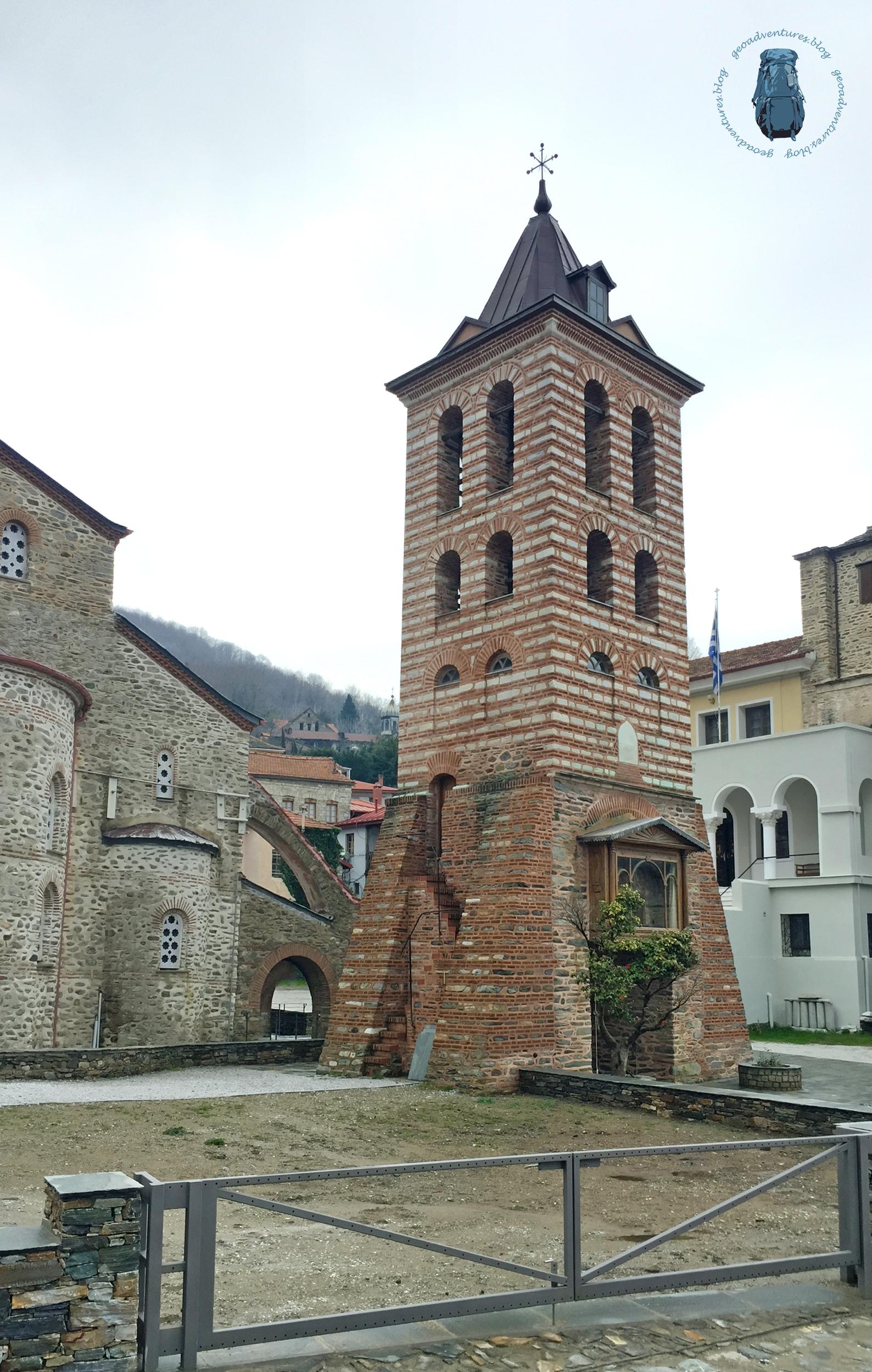 Protaton-Kirche in Karyes