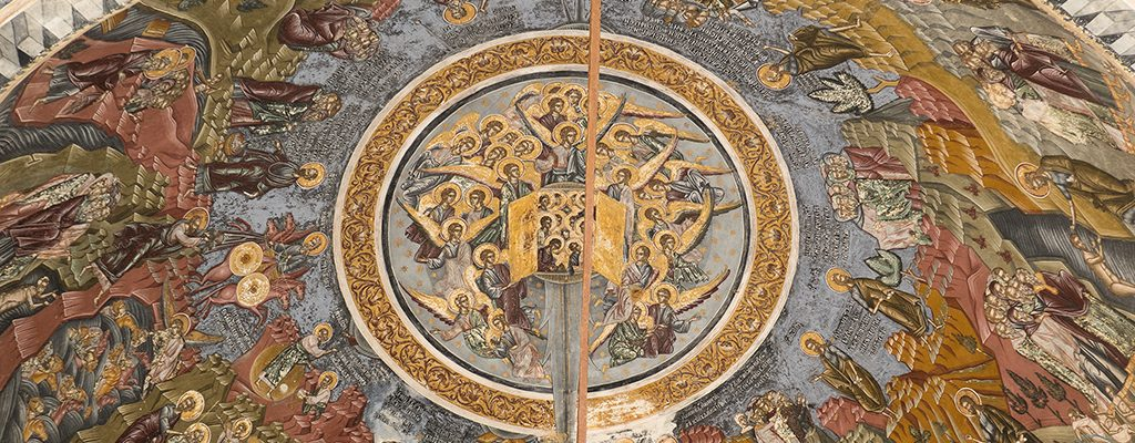 Pilgern und Geocachen auf dem Heiligen Berg Athos 3: Megisti Lavra und eine schmerzliche Entscheidung