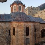 Megisti Lavra - Kirche
