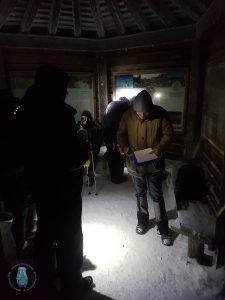 Brockenaufstieg Schutzhütte