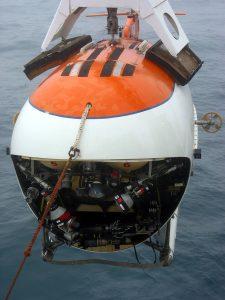 Russisches U-Boot MIR I