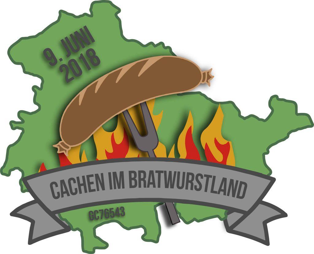 Cachen im Bratwurstland 9. Juni 2018