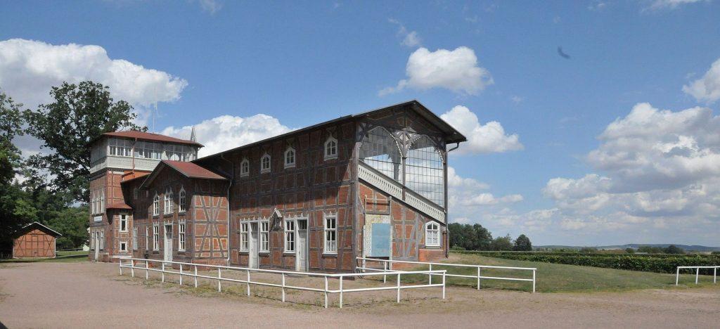 Pferderennbahn Gotha Boxberg