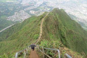 Stairway to heaven - Cachen auf sechs der spektakulärsten Wanderwegen der Welt