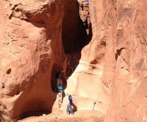 Peekaboo Canyon - Cachen auf sechs der spektakulärsten Wanderwegen der Welt