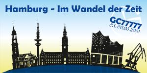 GC77777 Hamburg - Im Wandel der Zeit