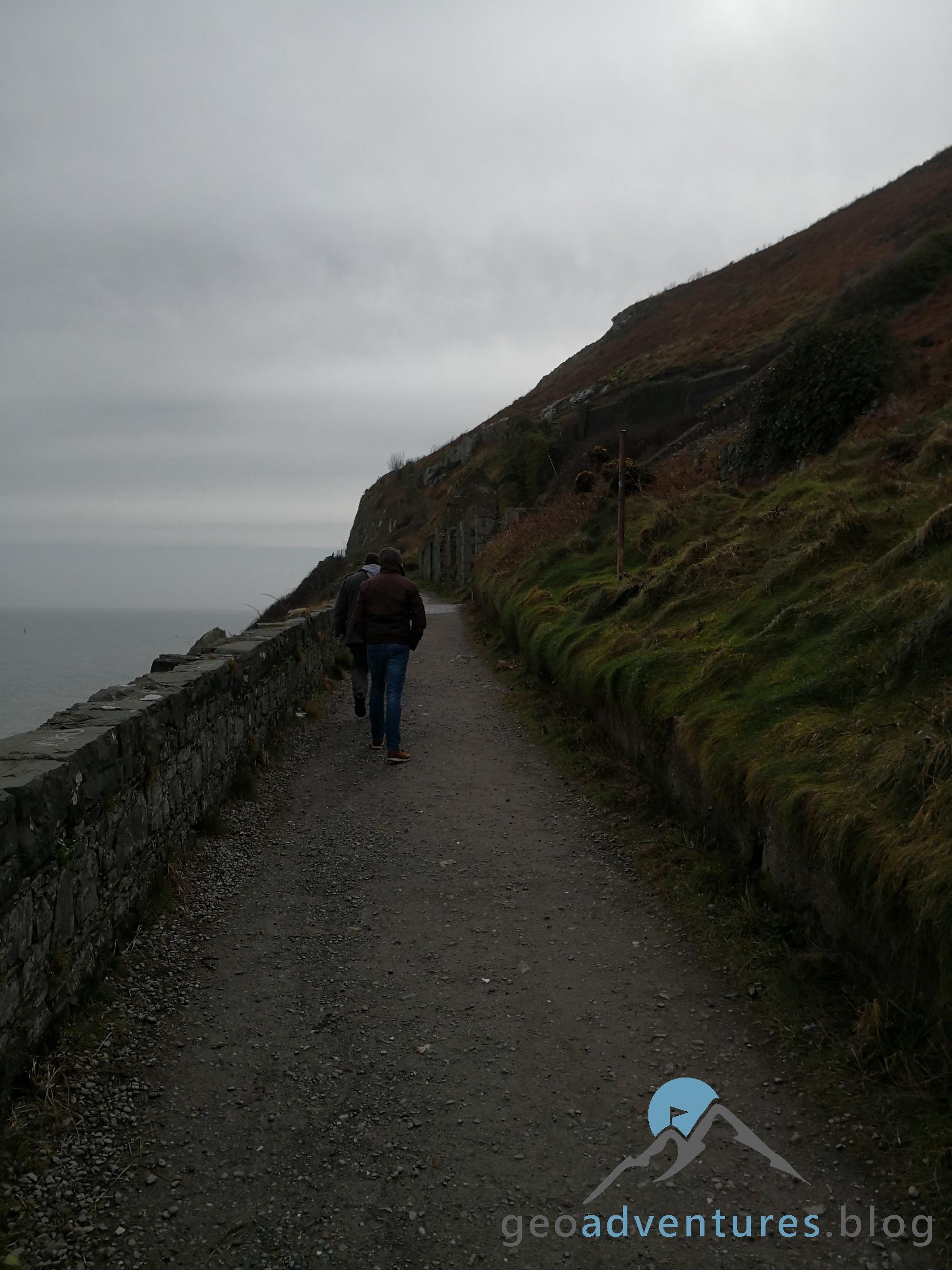 Geocaching Dublin - Bray