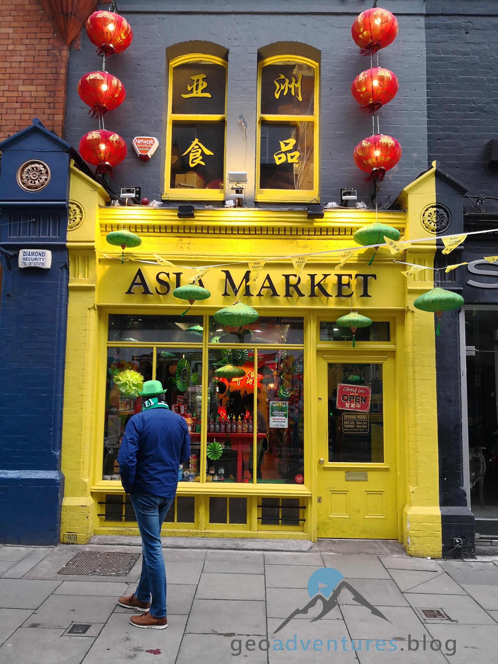 Geocaching Dublin
