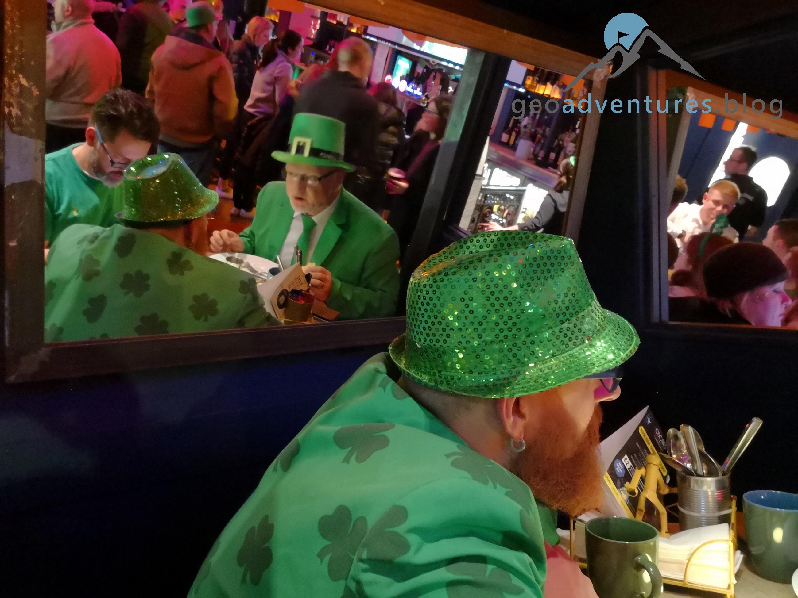 Geocaching Dublin - Pub