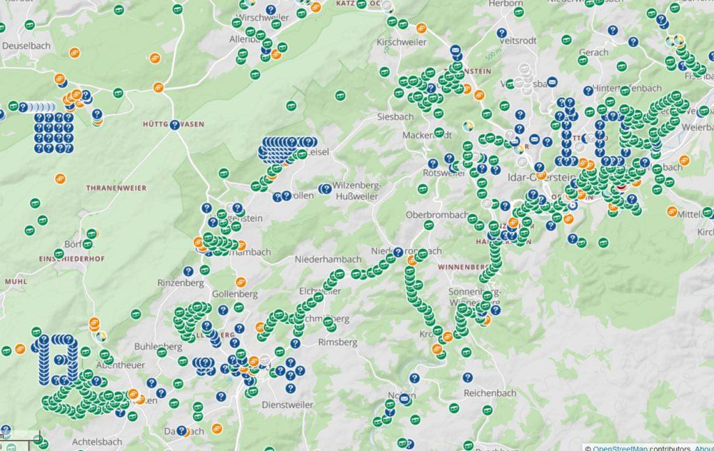 Geocaching Idar-Oberstein