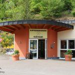 Kupferbergwerk Fischbach - Eingang