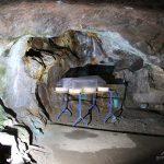 Kupferbergwerk Fischbach - unter Tage