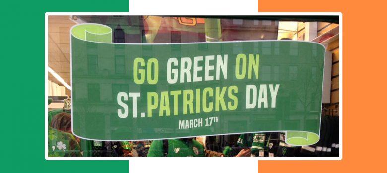 St. Patricks Day - Titel FB