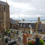 Mont-Saint-Michel Friedhof