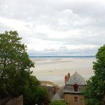 Mont-Saint-Michel - Blick aufs Meer 2