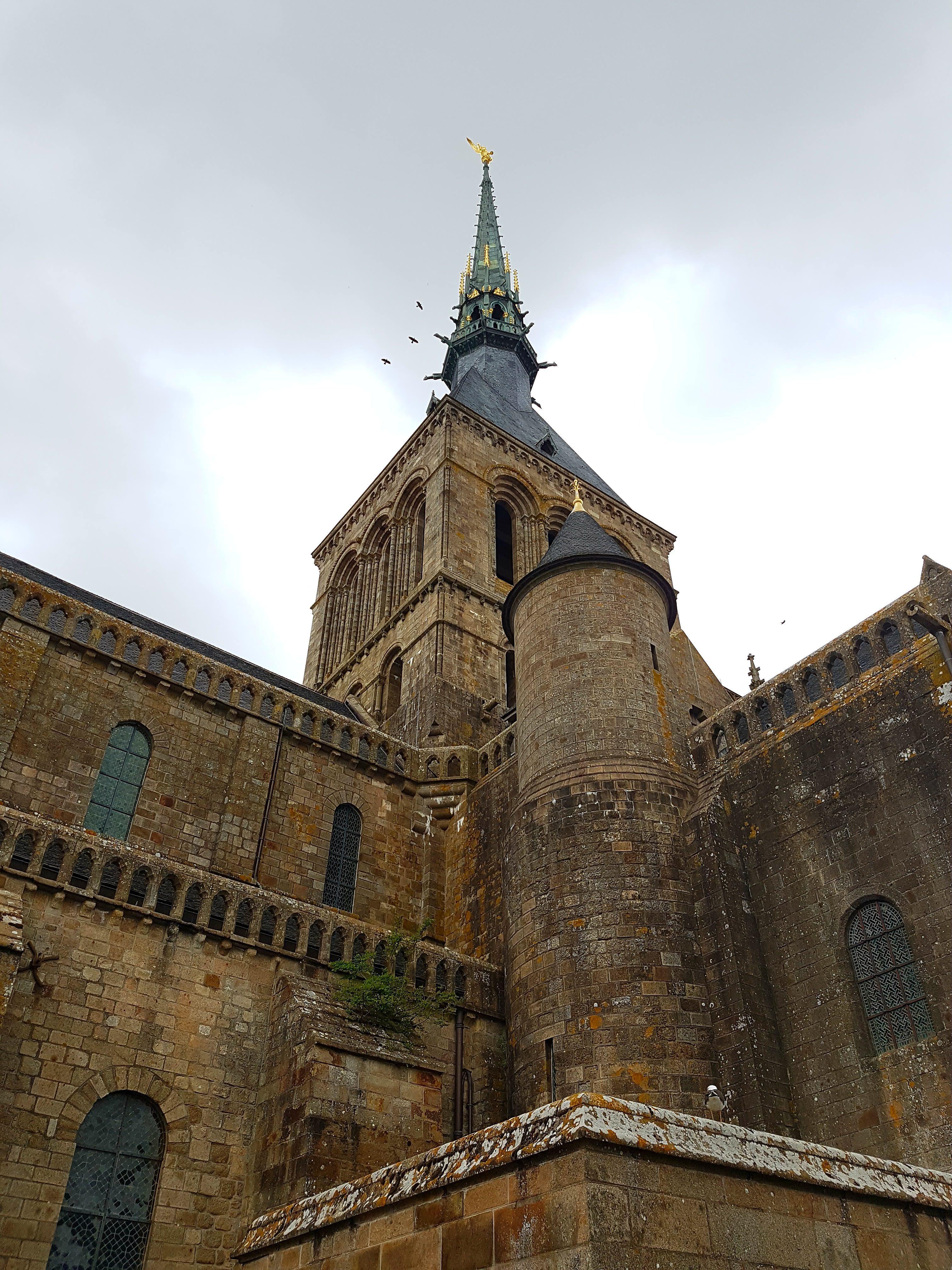 Mont-Saint-Michel - Kathedrale 2