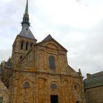Mont-Saint-Michel - Kathedrale