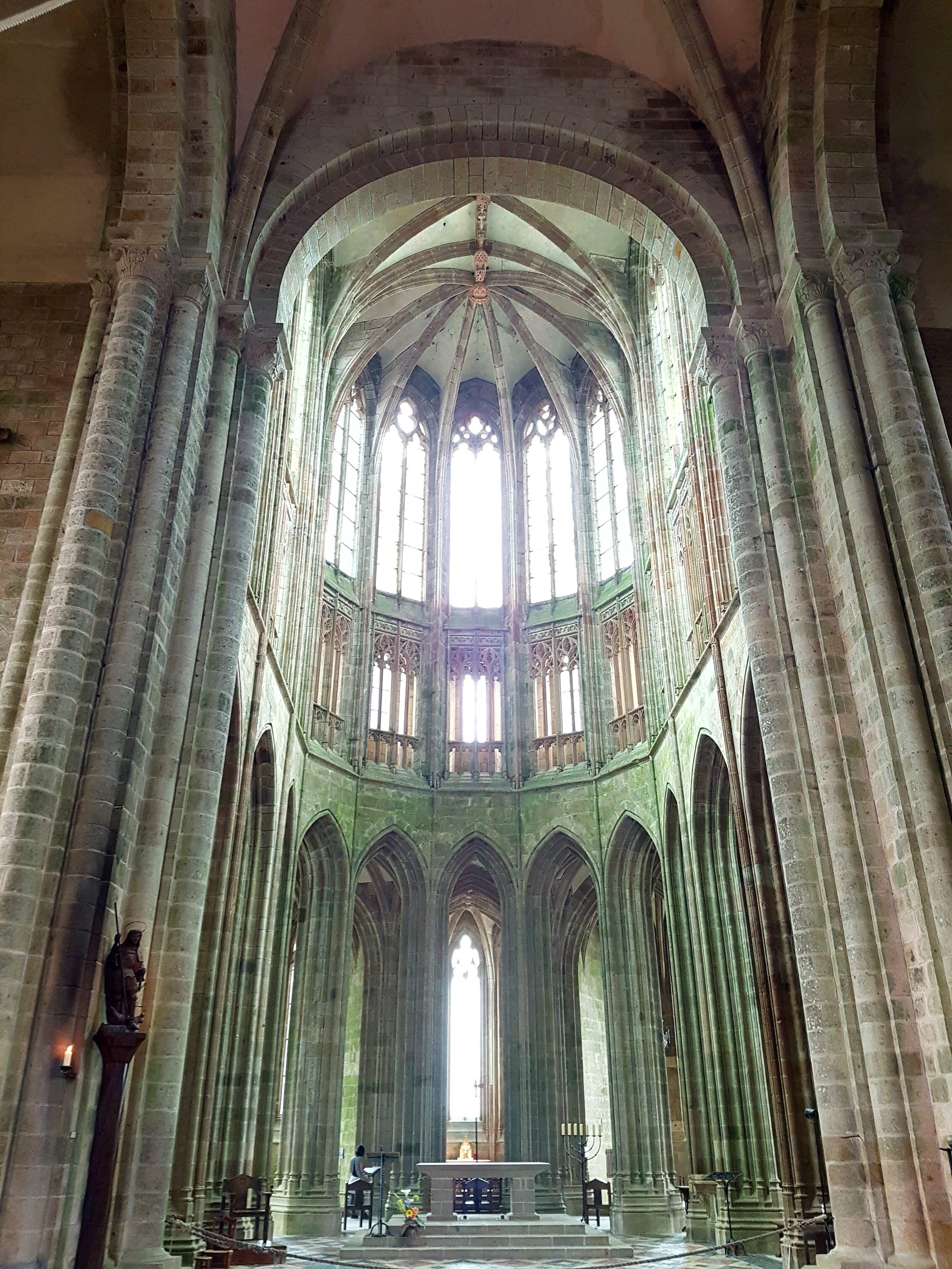 Mont-Saint-Michel - Innensicht 1