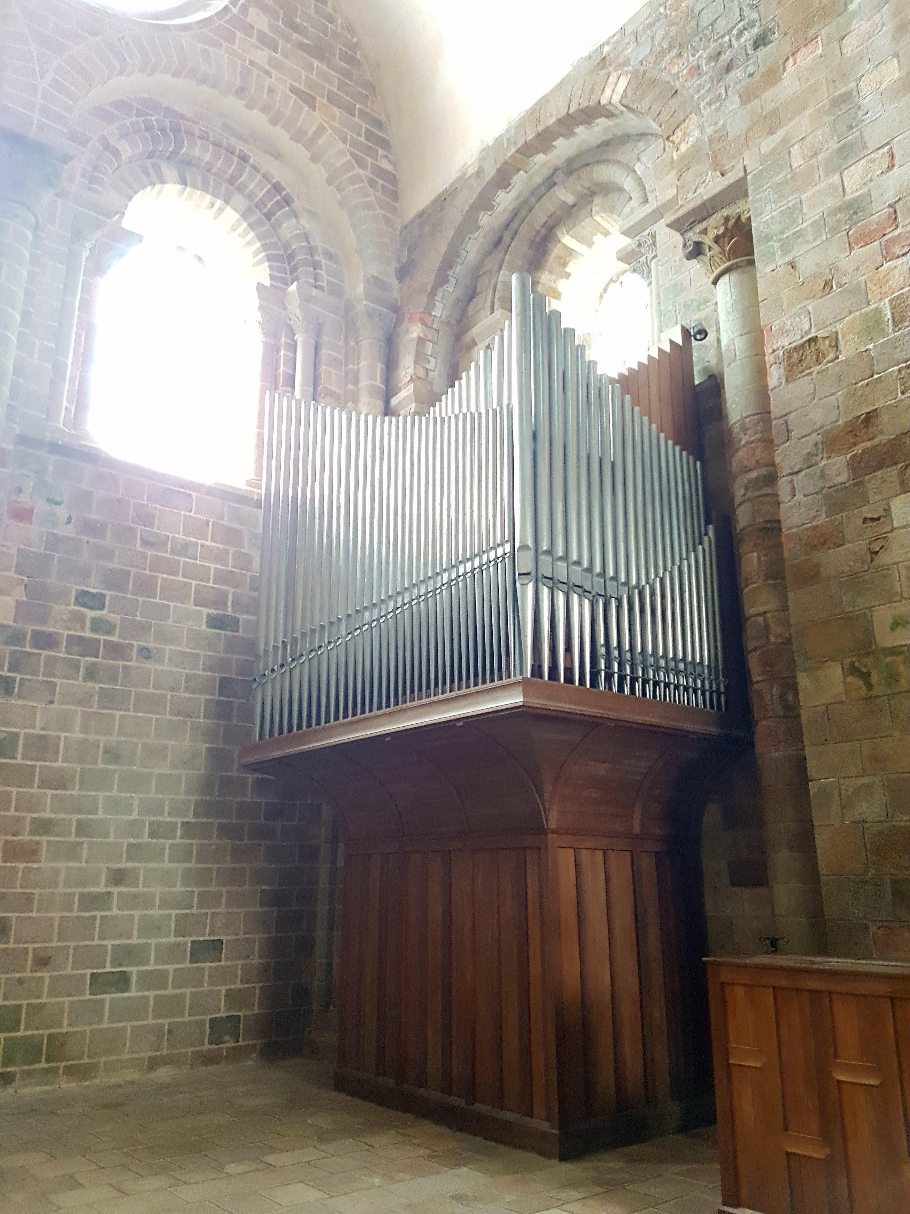 Mont-Saint-Michel - Orgel