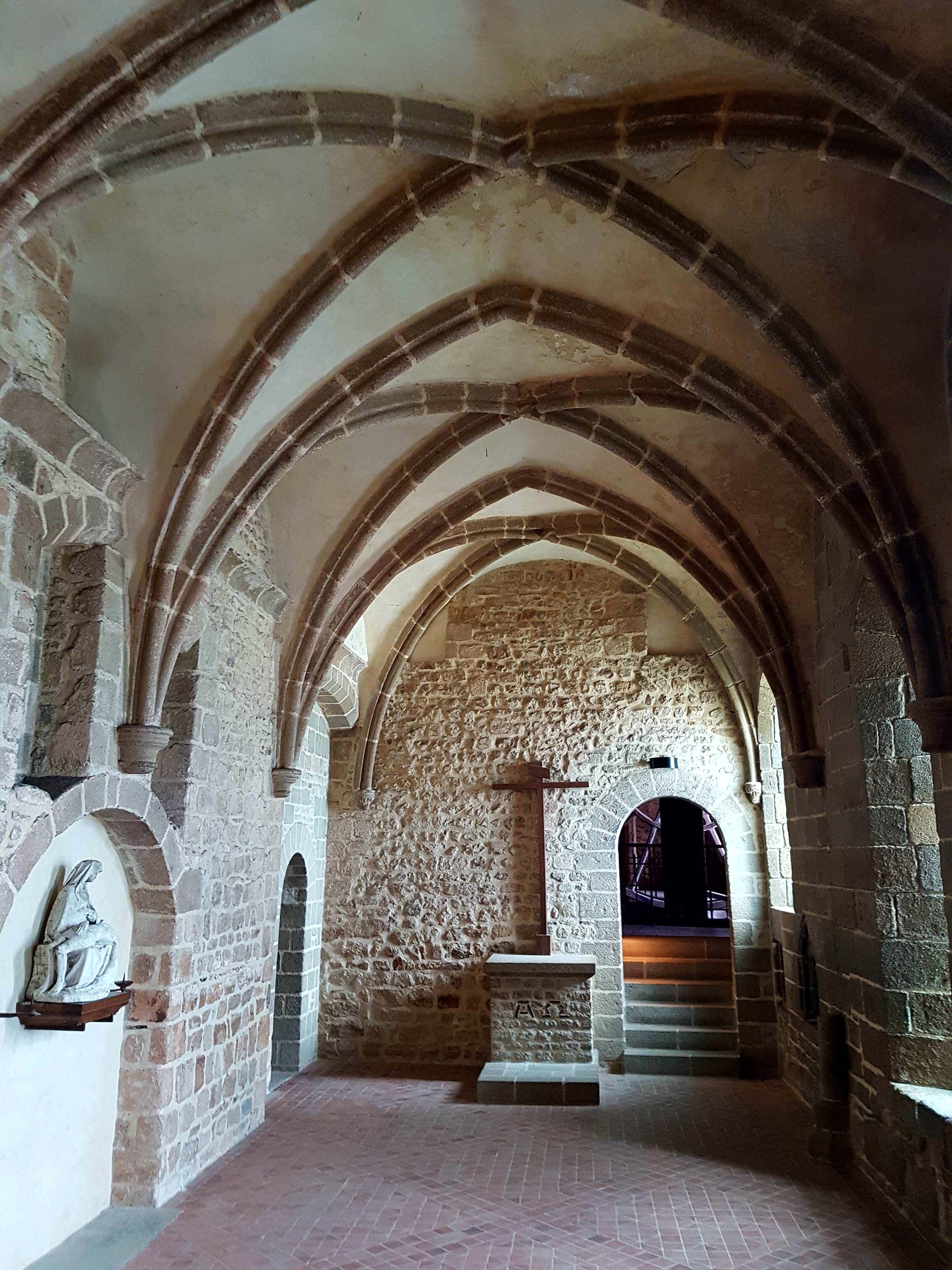 Mont-Saint-Michel - Innensicht 6
