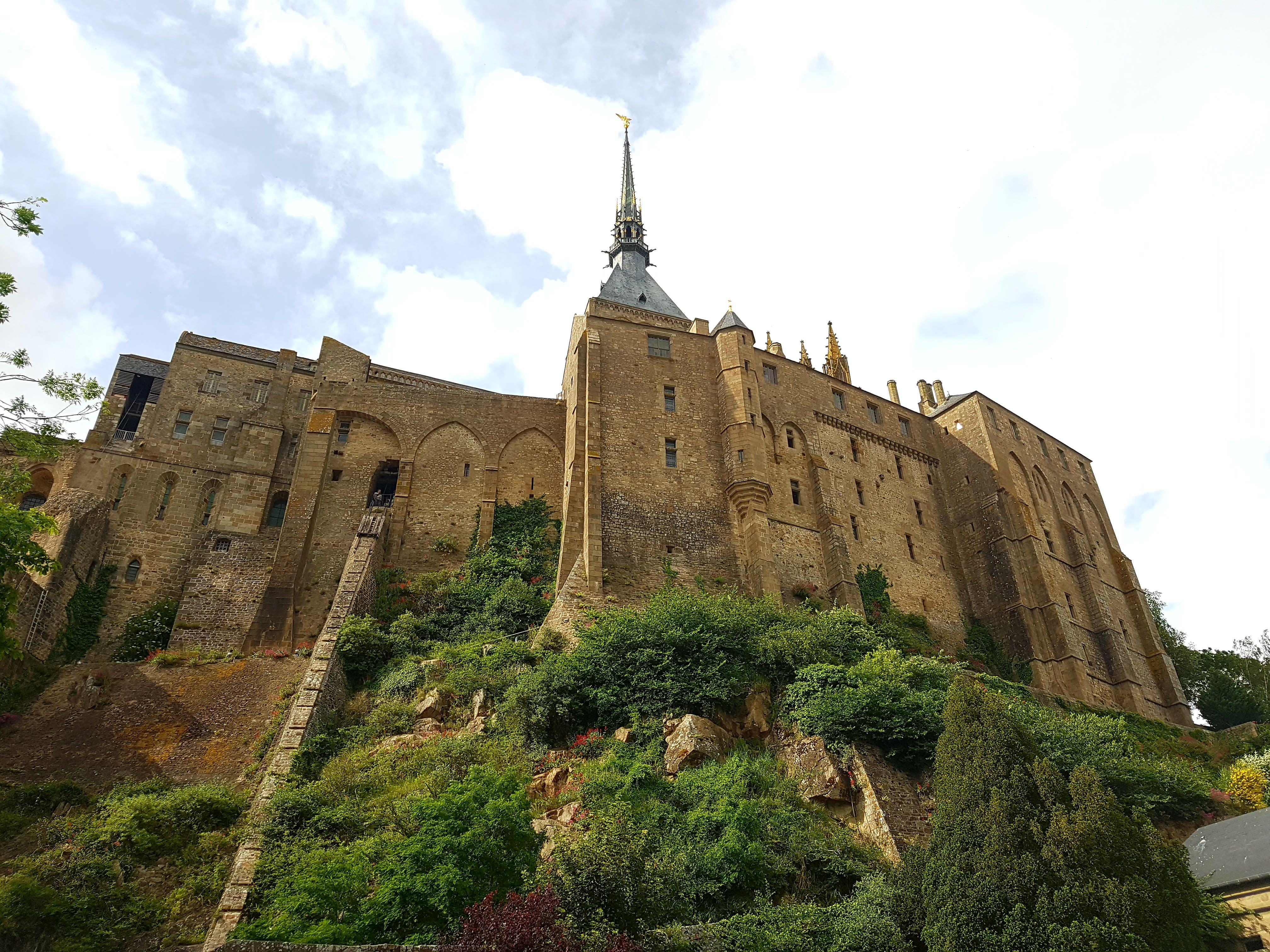 Mont-Saint-Michel - Turm 2