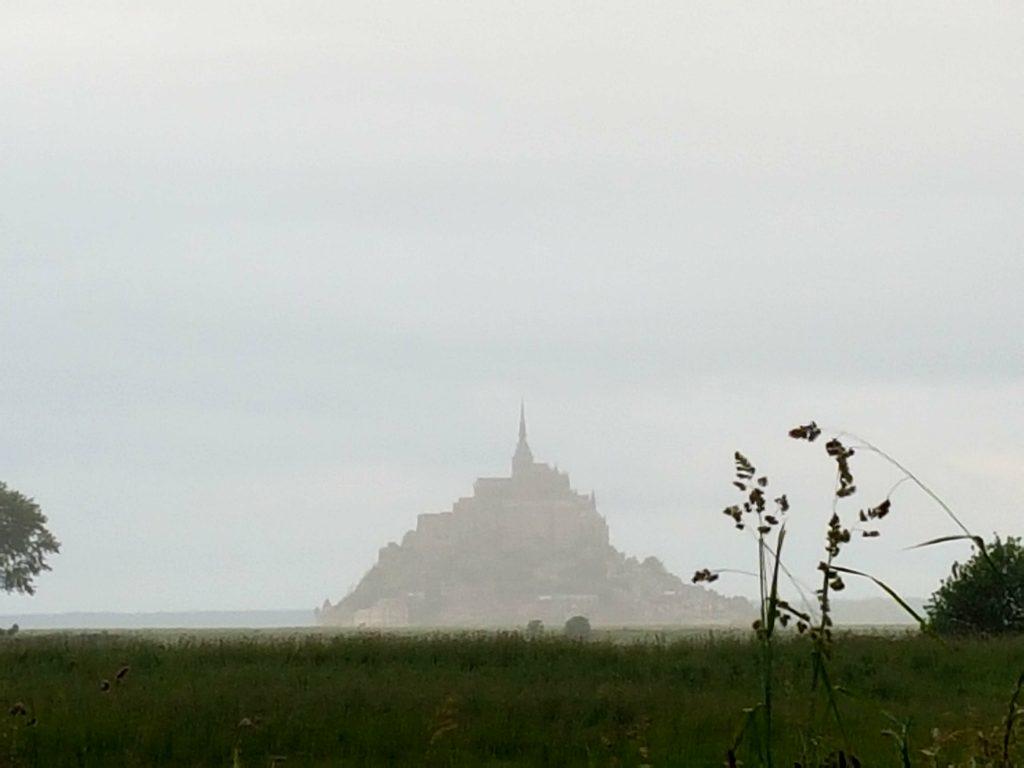 Mont-Saint-Michel - Nebel