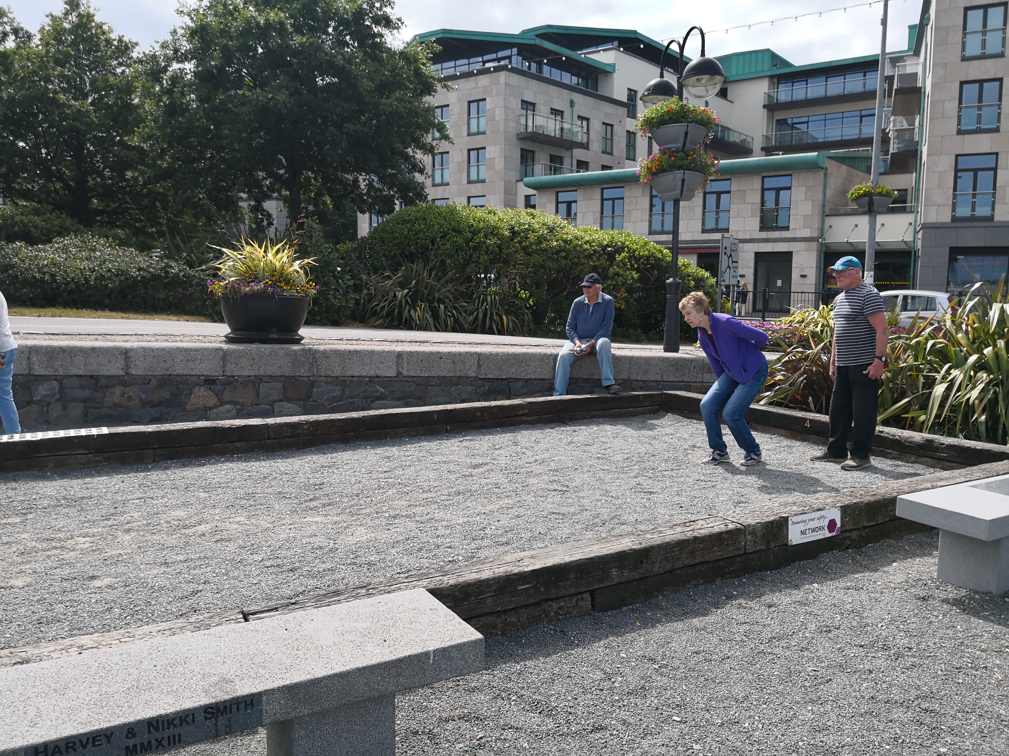 Boule in Guernsey