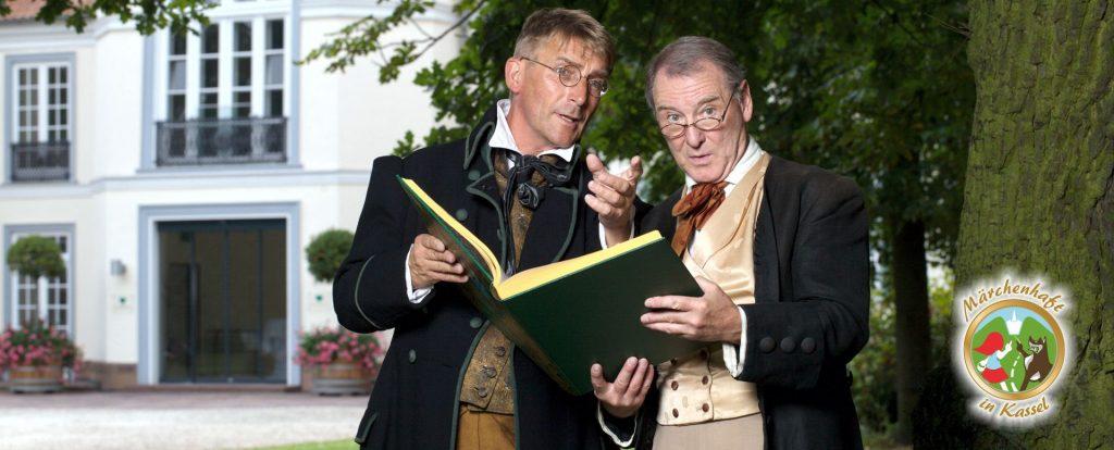 Märchenhaft in Kassel - Brüder Grimm