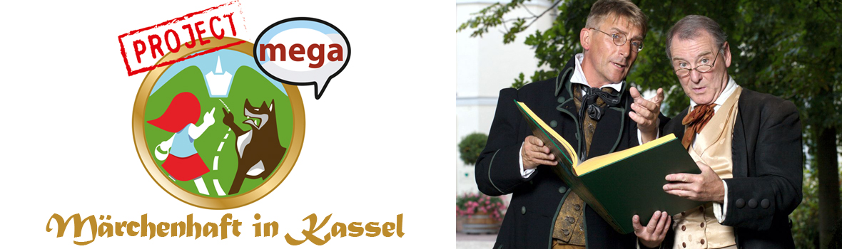 MEGA-Event Märchenhaft in Kassel: Brüder Grimm treffen Signal the frog