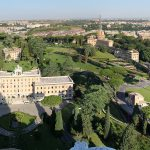 Panorama Kuppel Petersdom