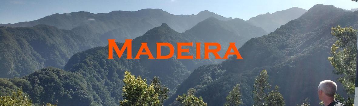 Von 0 auf 1800 – Geocaching auf Madeira