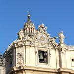 Geläut im Petersdom