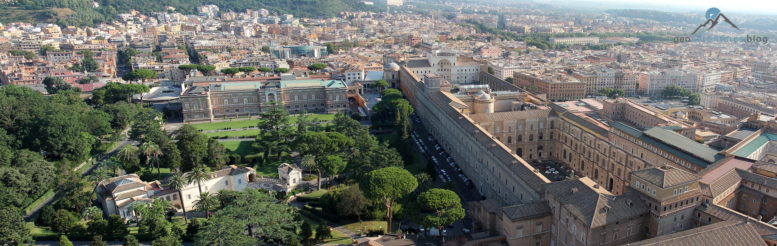 Vatikan Panorama