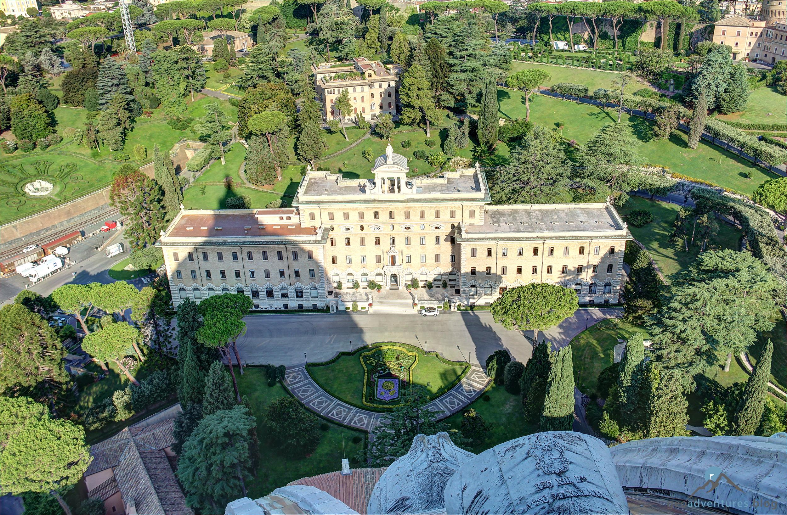 Governatoratspalast Vatikan