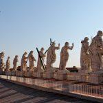 Jesus, Johannes der Täufer und die Apostel