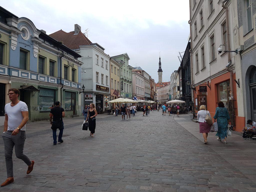 Geocaching in Estland - Tallinn 4