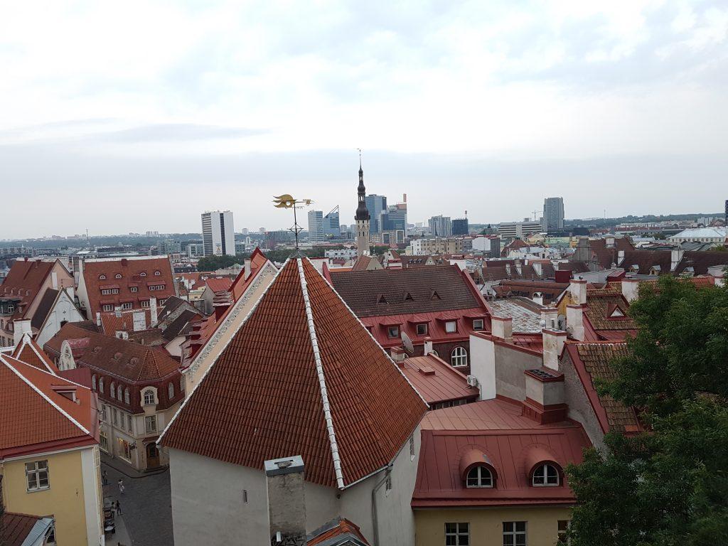 Geocaching in Estland - Tallinn 14