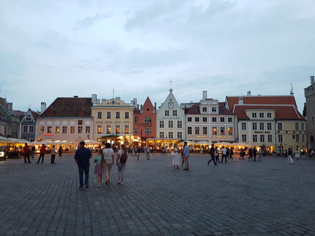 Geocaching in Estland - Tallinn 13