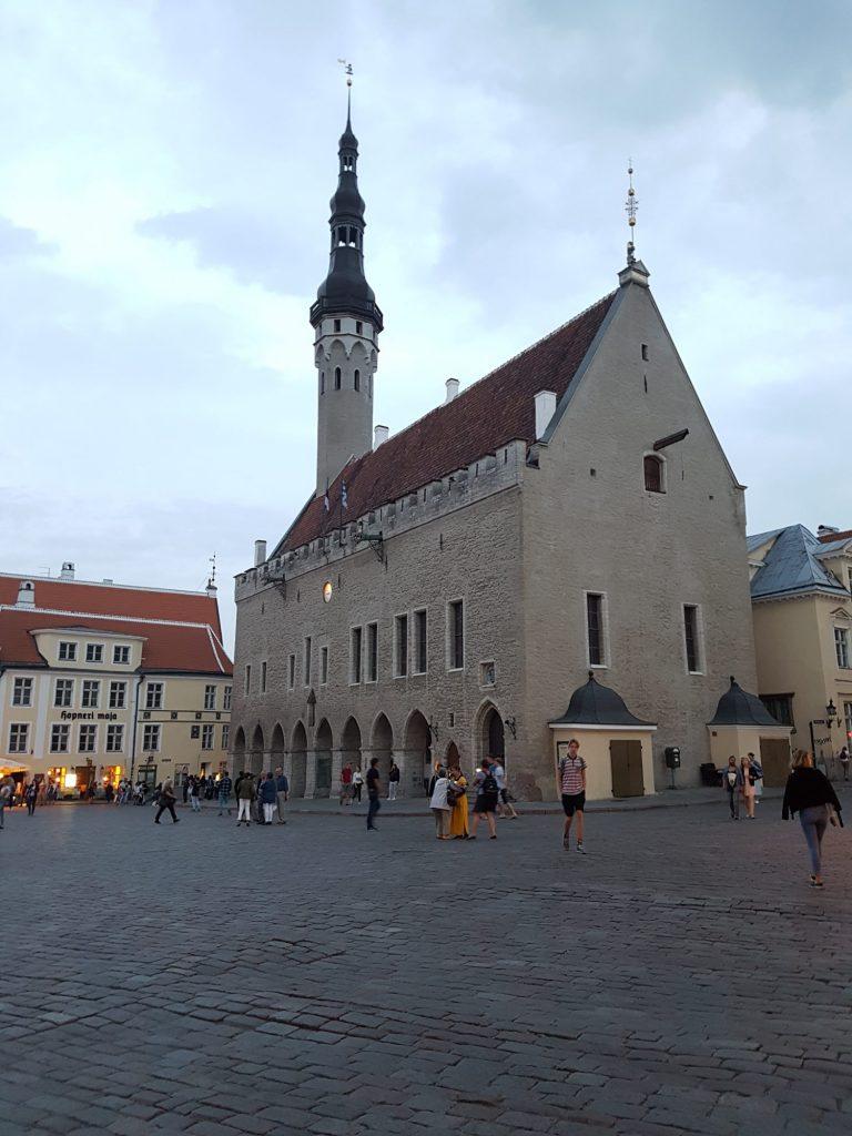 Geocaching in Estland - Tallinn 7 Marktplatz