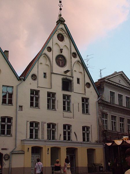 Geocaching in Estland - Tallinn 2