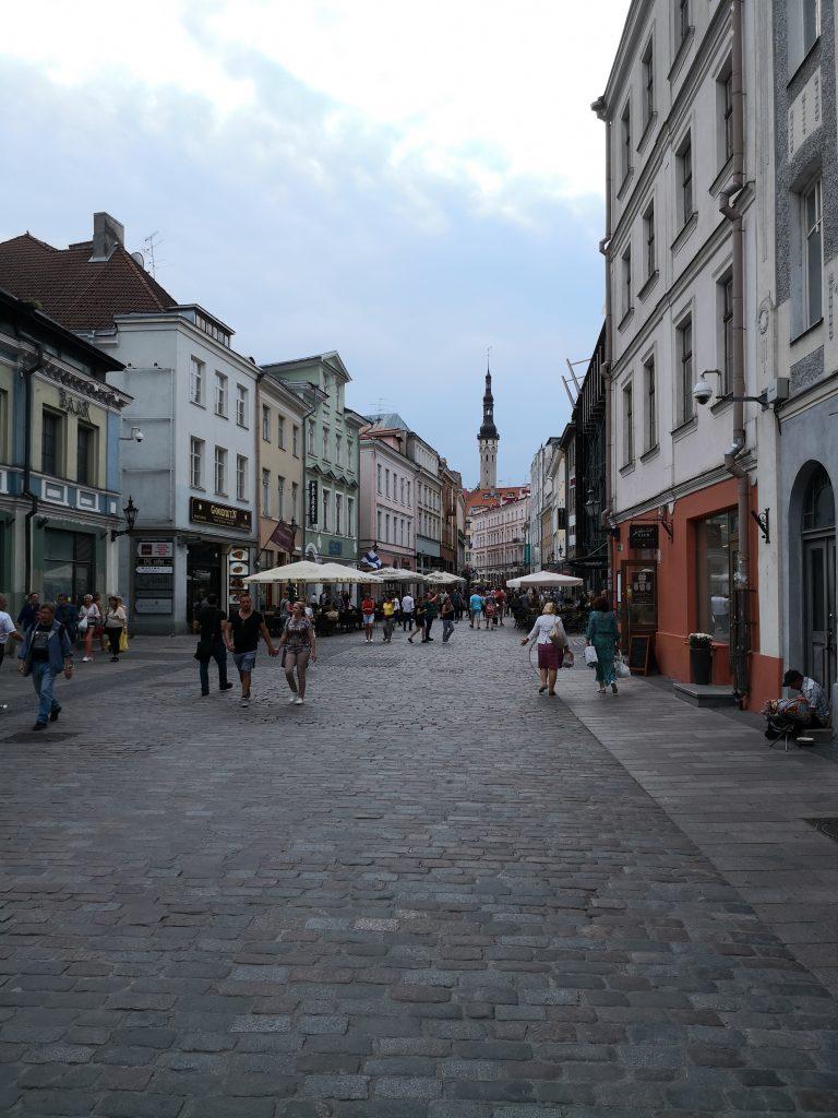 Geocaching in Estland - Tallinn 8