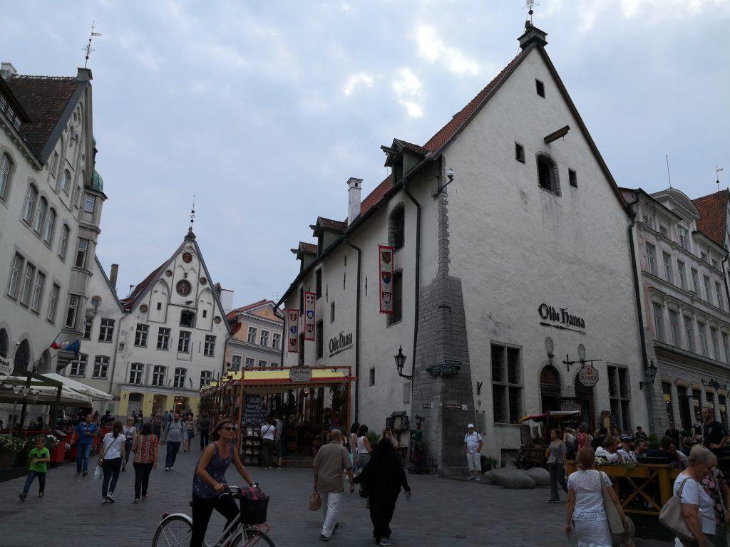 Geocaching in Estland - Tallinn 12