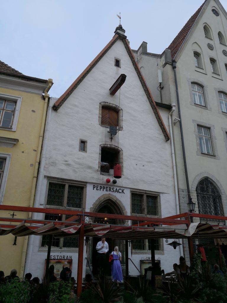 Geocaching in Estland - Tallinn 9
