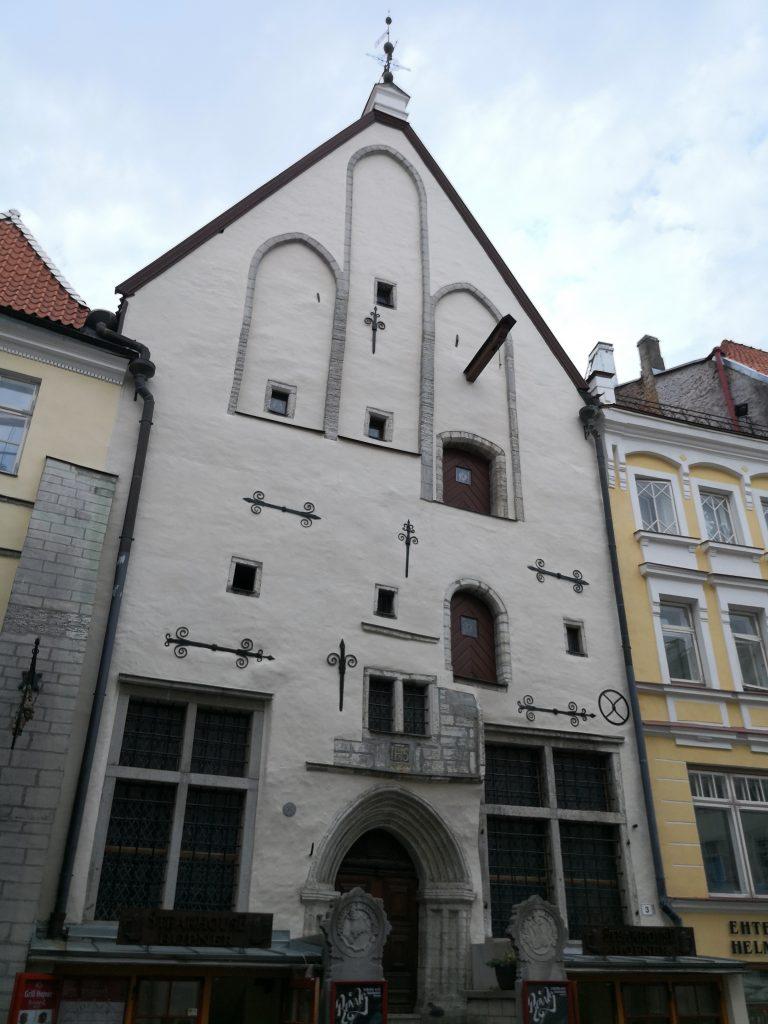 Geocaching in Estland - Tallinn 10