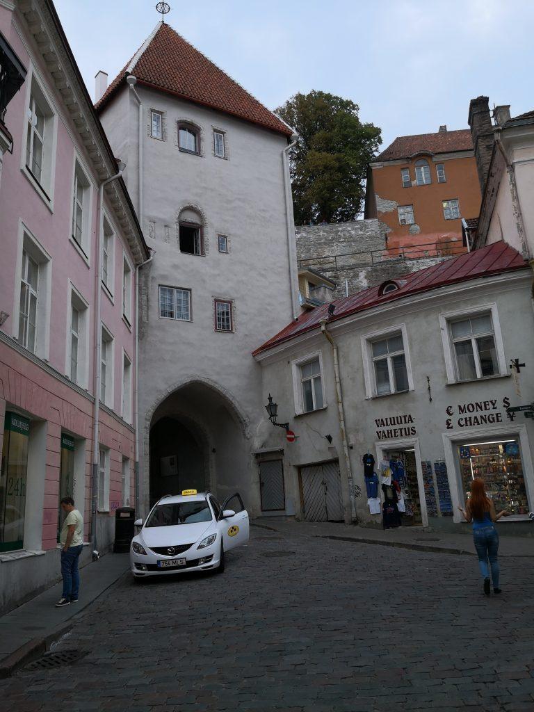 Geocaching in Estland - Tallinn 11