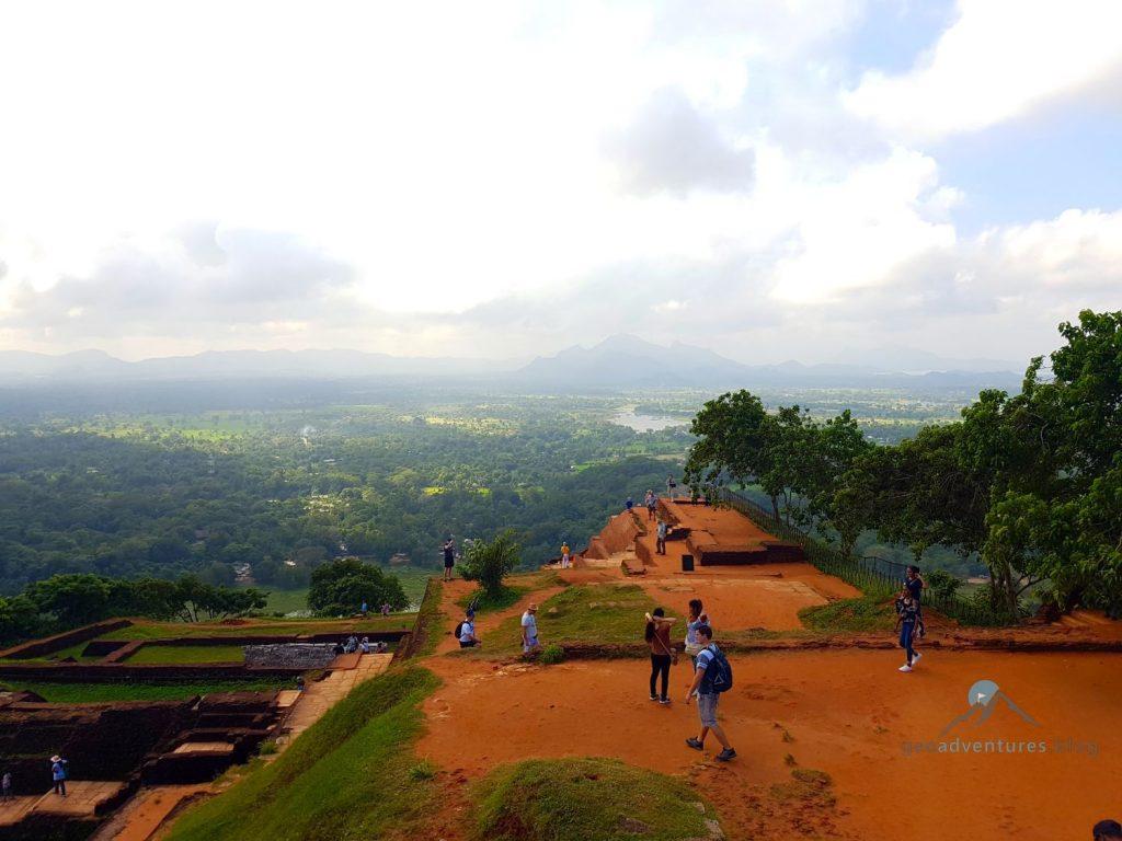 Sigiriya Geocaching Sri Lanka
